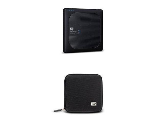 Wireless 4TB WiFi Portable Storage Hard Drive External Hard Drive Personal Cloud