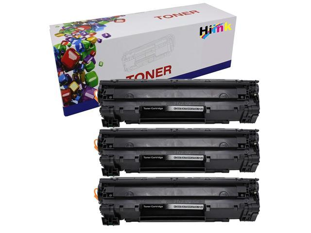 HIINK Compatible Toner Cartridge Replacement for HP 85A CE285A Toner Work  with Laserjet Pro P1102w P1102 M1132 M1138 M1139 M1212nf M1217nfw  M1219nf(Black, 3-Pack) - Newegg.com