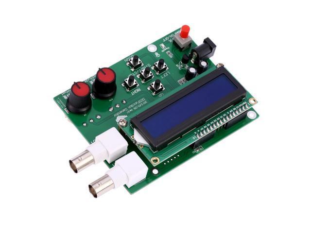 LCD Function Generator Signal Module Sine Square Sawtooth Triangle Wave -  Newegg com