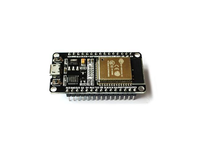 10PCS Official DOIT ESP32 Development Board WiFi+Bluetooth Ultra-Low Power  Consumption Dual Core ESP-32S ESP 32 Similar ESP8266 - Newegg com