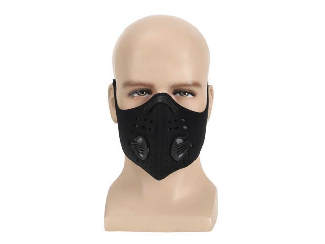 Filters Fitness With Training N99 For Mask Hiking Climbing Extra Running Carbon Motorcycle Cycling