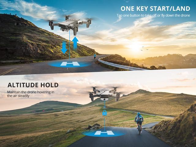 DEERC 1pc Modular Rechargable Battery Kit for D20 Drone