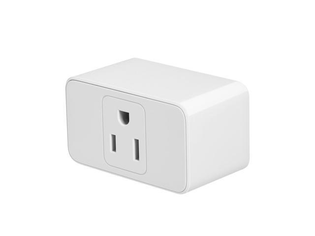 Meross Alexa Wi-Fi Smart Plug Socket Switch Mini No Hub Needed Wireless App  Remote Control Devices US Plug Wi-Fi Control - Newegg com