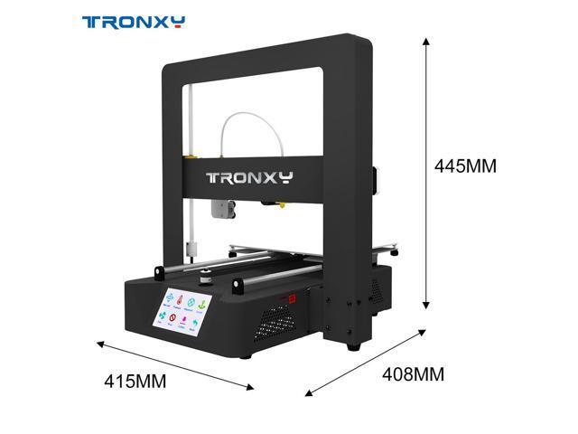 Tronxy X6A DIY 3D Printer Professional High-Precision Printing Machine  220*220*220mm Print Size Power Supply 220V - Newegg com
