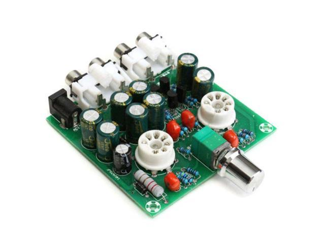 AC 12V 6J1 Valve Pre-amp Tube Pre-Amplifier Board Headphone Amplifier  Buffer X10 - Newegg ca