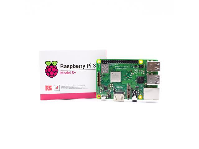 Dobacner Raspberry Pi Model 3B+ Linux Python Programming Official 3rd  Generation Raspberry Pi Development Board - Newegg com