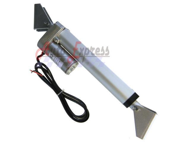 """Heavy Duty 24/"""" Linear Actuator Stroke 12 Volt DC 200 Pound Max Lift New 24 inch"""