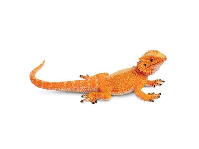 Incredible Creatures Bearded Dragon Safari Ltd Animal Educational Toy  Figure - Newegg com