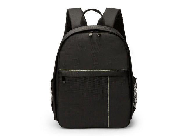 Hot Waterproof Camera Backpacks Gifts Multi Function Digital Dslr Bags Small Video Shoulder For Canon Nikon Green