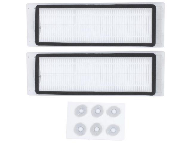Replacement for Xiaomi Robot Vacuum Cleaner roborock S50 S51 Spare Parts  Kits hepa filter,Water tank filter - Newegg com