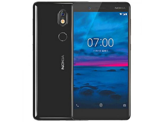 Unlocked Cell Phone Nokia 7 4G Smartphone 5 2 inch Android 7 1 Qualcomm  Snapdragon 630 Octa Core 2 2GHz 4GB RAM 64GB ROM 16 0MP Rear Camera  Bluetooth