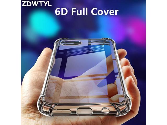 For Oneplus 6T Case One plus 6 Case Transparent Soft Case Oneplus 3 3T 5 5T  OnePlus 6 Oneplus6 Silicone Back Cover Phone Case - Newegg com