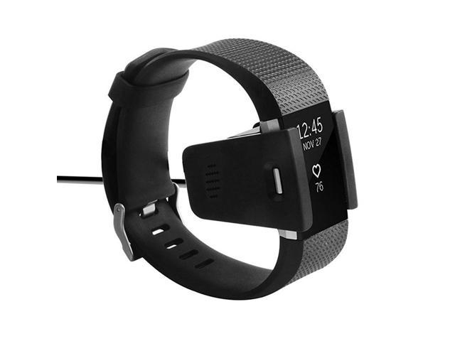 Black USB Charger Cable Replacement USB Charger Suitable For Fitbit Charge  2 - Newegg com