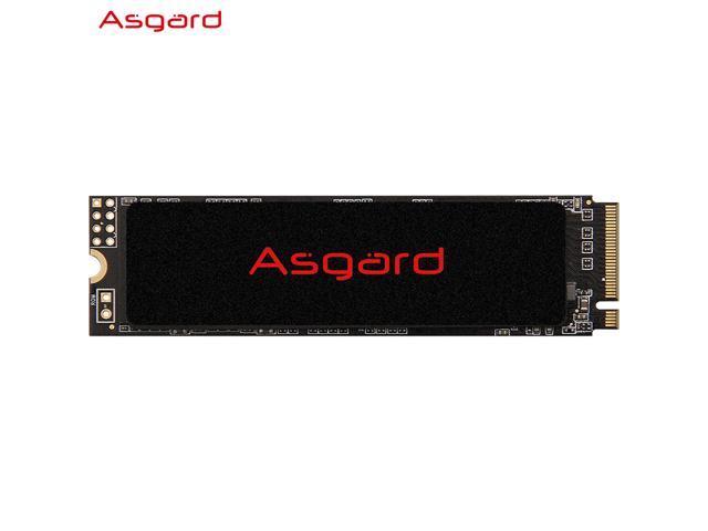 Asgard AN2 Series M 2 2280 1TB PCIe Gen 3 0 x4 NVMe 1 3 3D NAND TLC  Internal Solid State Drive (SSD) Gaming Desktop Notebook M-KEY(Gen 3 0X4)  SSD -