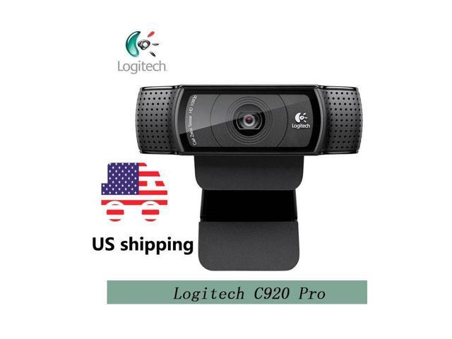 Us Shipping Logitech C920 Pro Webcam Hd Smart 1080p Web Cam