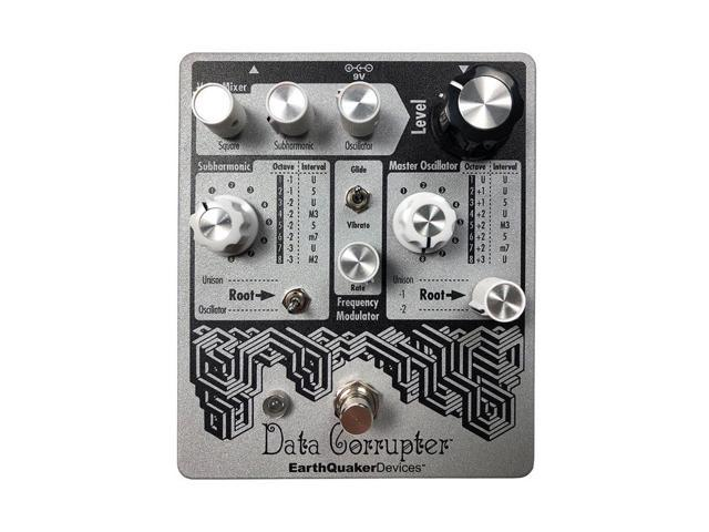 EarthQuaker Devices Data Corrupter - Texture Tin Foil - Prymaxe Exclusive -  Newegg com