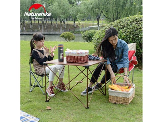 Strange Naturehike Nh16Z016 S Aluminium Folding Table Small Camping Picnic Table Outdoor Table Newegg Com Download Free Architecture Designs Scobabritishbridgeorg