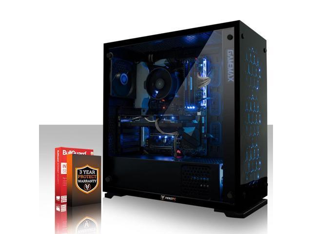 Fierce Sniper Gaming PC, Fast Intel Core i7 8700K 4 6GHz, 2TB SSHD, 16GB  RAM, RTX 2080 8GB, Windows 10 Compatible (958456) - Newegg com