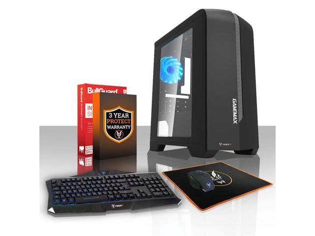 Fierce APACHE Gaming PC, Fast Intel Core i5 8500 4 1GHz, 1TB SSHD, 16GB  RAM, GTX 1060 6GB, Windows 10 Compatible, Keyboard and Mouse (473597) -