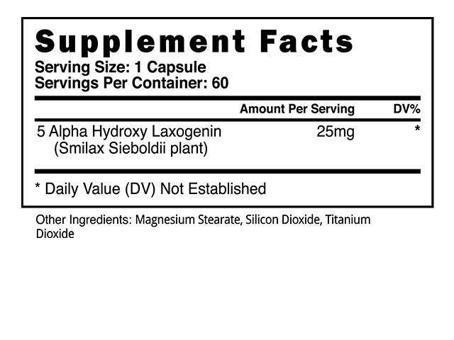 Anogenin | Laxogenin Strength Gainer | Blackstone Labs | 60 Capsules -  Newegg com