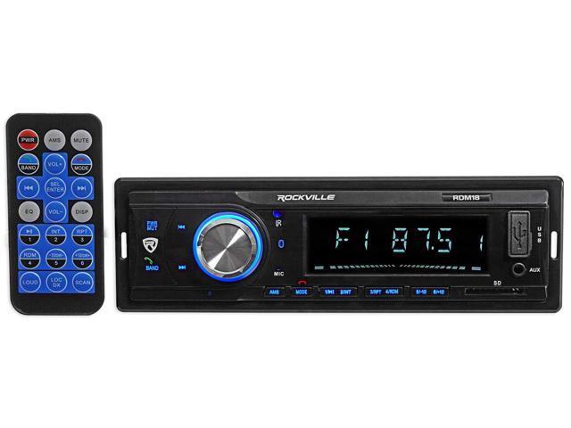 Digital Media Receiver w//Bluetooth MP3 USB//SD+Guard For 97-02 JEEP WRANGLER TJ