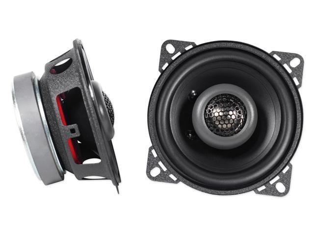 """MB QUART FKB110 4/"""" 160 Watt Car Stereo Coaxial Speakers 4"""