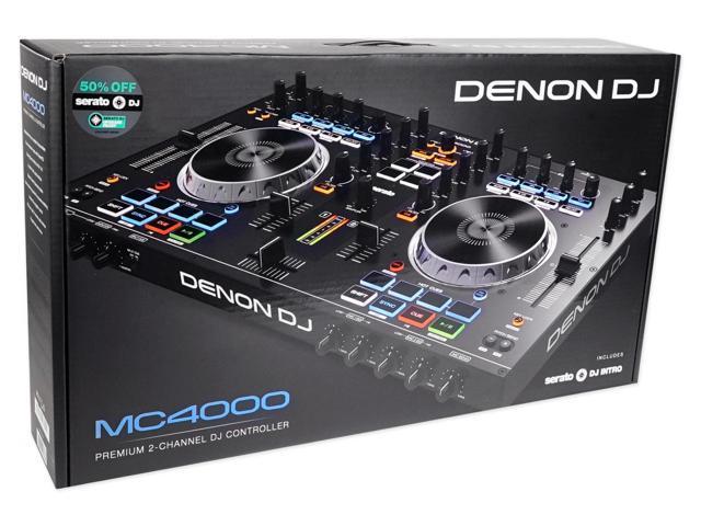 AC Adapter Charger for Denon DJ MC4000 2-Deck Interface DJ Controller Power PSU