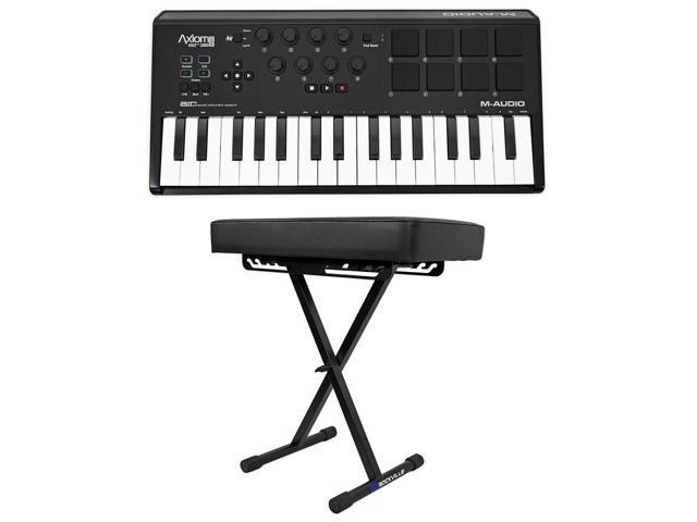 M-Audio Axiom AIR Mini 32 inkl Live Lite USB-Controller-Keyboard refurbished