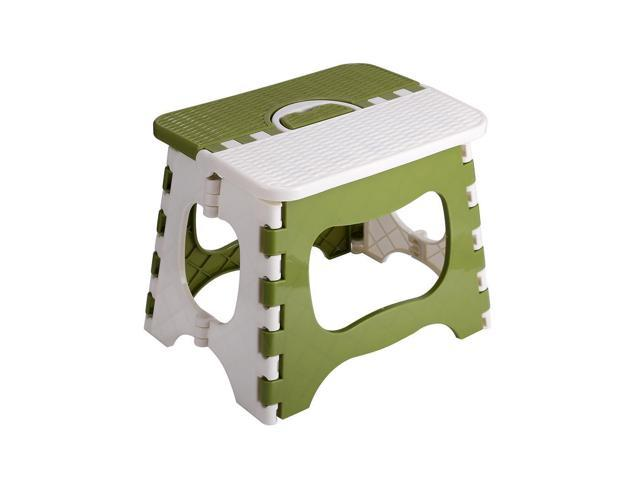 Groovy New Multi Purpose Fold Step Stool Plastic Home Kitchen Foldable Easy Storage Newegg Com Andrewgaddart Wooden Chair Designs For Living Room Andrewgaddartcom