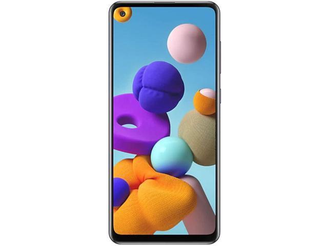 Samsung Galaxy A21s (White, 64 GB)