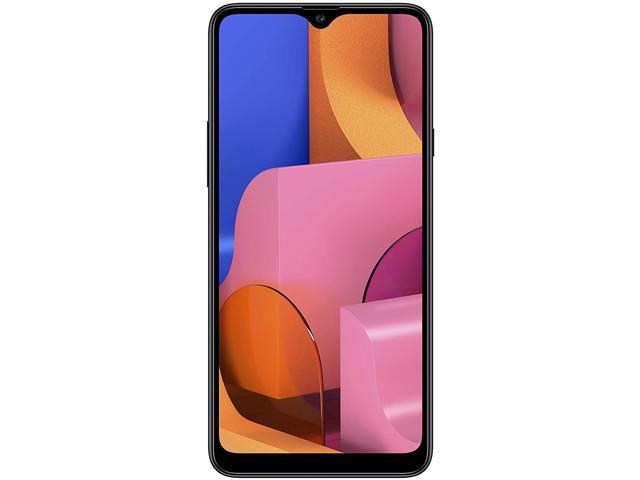 "Samsung Galaxy A20S (A207M/DS) 32GB Memory + 32GB SD Card, 3GB RAM 6.5"" Display, Snapdragon 450, 4000mAh Battery, US & Global 4G LTE GSM Unlocked - International Model"
