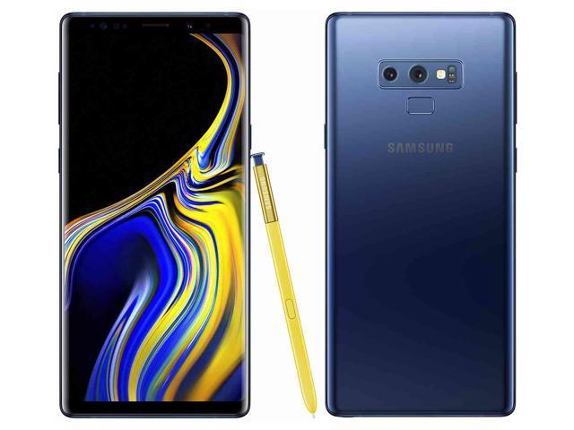 Samsung Galaxy Note 9 N960F/DS 128GB GSM Unlocked International Version Midnight Black