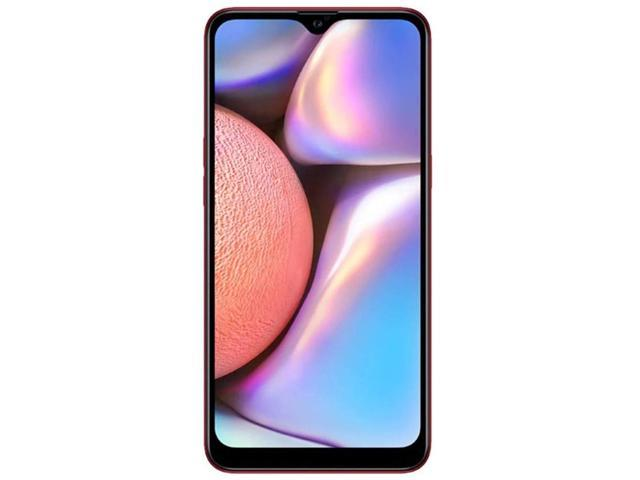 Samsung Galaxy A10s (A107M/DS) 32GB Memory + 2GB RAM, 13MP Camera Dual SIM GSM Factory Unlocked - US + Global 4G LTE International Model (No Warranty) - Blue