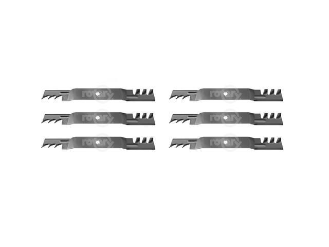 Mower Blades for John Deere GY20850 6
