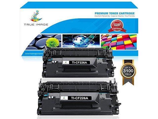4 Pack CF226X 26X High Yield Toner Cartridge fit HP LaserJet Pro M402 MFP M426