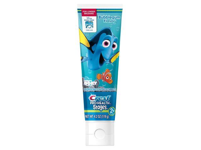 Crest Pro-Health Stages Finding Dory Toothpaste for Kids (for children and  toddlers age 2+), 4 2 Ounce - Newegg com