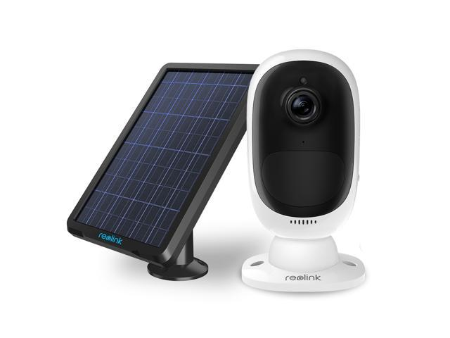 Reolink Argus 2 1080P Security Camera with Solar Panel