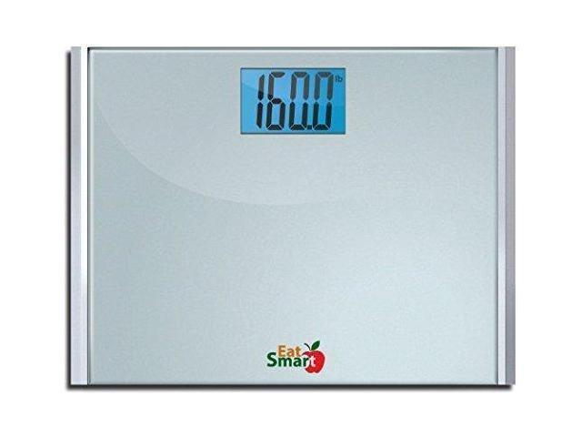 EatSmart Precision Plus Digital Bathroom Scale with Ultra-Wide Platform,  440 Pound Capacity - Newegg ca