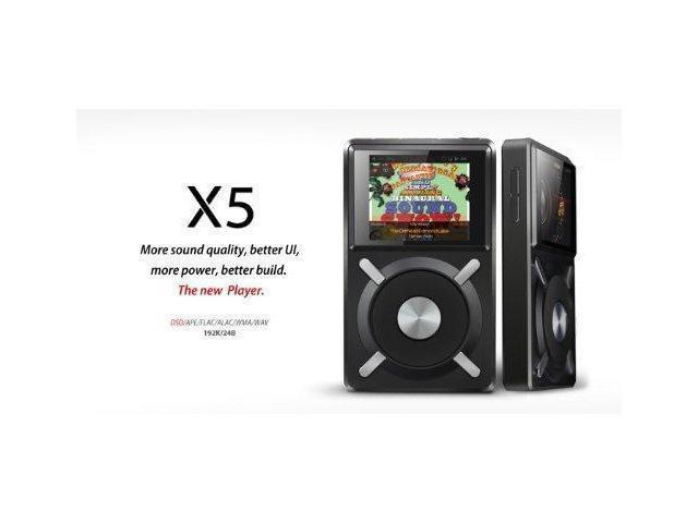 FiiO X5 High Resolution Lossless Music Player - Newegg ca