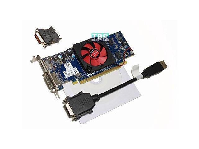 Dell 0WH7F AMD Radeon HD 6450 1GB 64-Bit DDR3 PCIe x16 Low Profile Video  Card - Newegg com