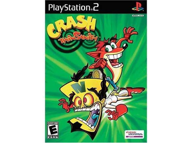Crash Bandicoot: Twinsanity - PlayStation 2 - Newegg com