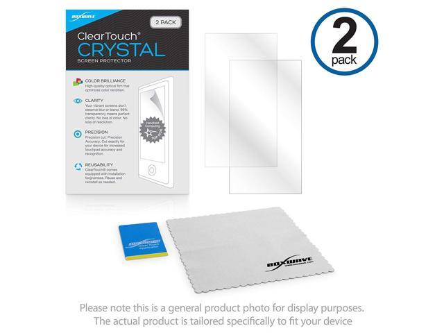 BoxWave Allen Bradley PanelView Plus 6 1500 Screen Protector, [ClearTouch  Crystal (2-Pack)] HD Film Skin - Shields From Scratches for Allen Bradley