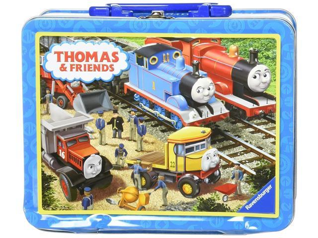 Ravensburger -Thomas & Friends Tin Box Puzzle - Making Repairs 35 Piece  Jigsaw Puzzle for Kids – Every Piece is Unique, Pieces Fit Together