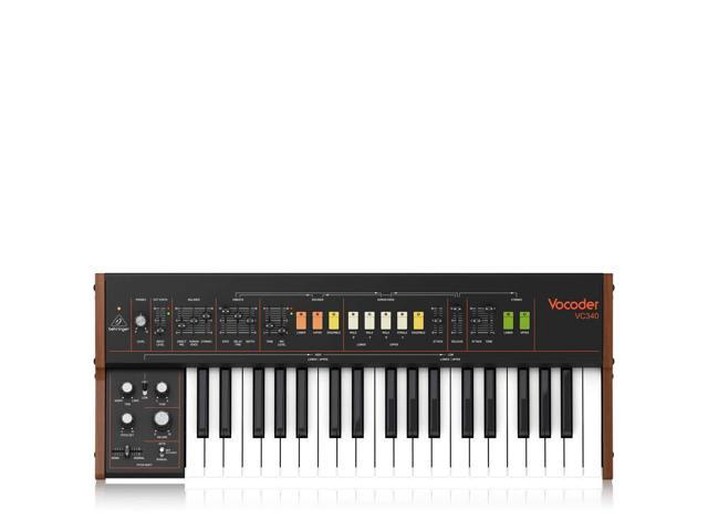 Behringer Synthesizer Software (VOCODER VC340) - Newegg com