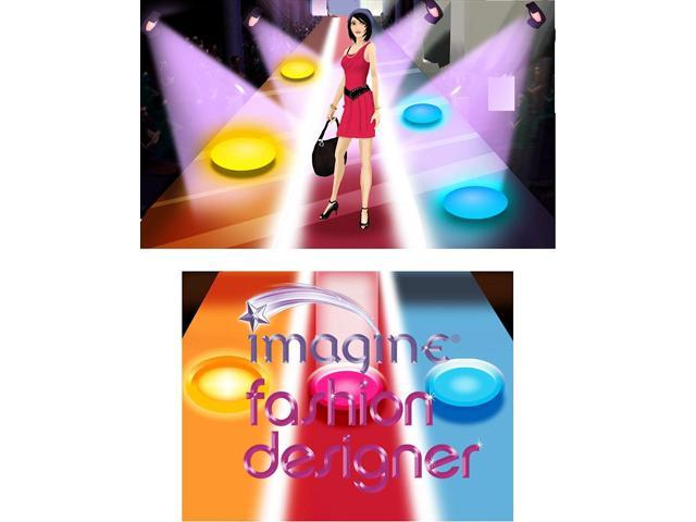 Imagine Fashion Designer Nintendo 3ds Xbox 360 Games Newegg Ca