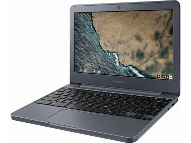 Samsung Chromebook 2019 Laptop Computer 11 6 inch HD Screen Notebook ,Intel  Celeron N3060 1 6GHz, 4GB RAM, 32GB EMMC, No DVD, HDMI, USB 3 0,