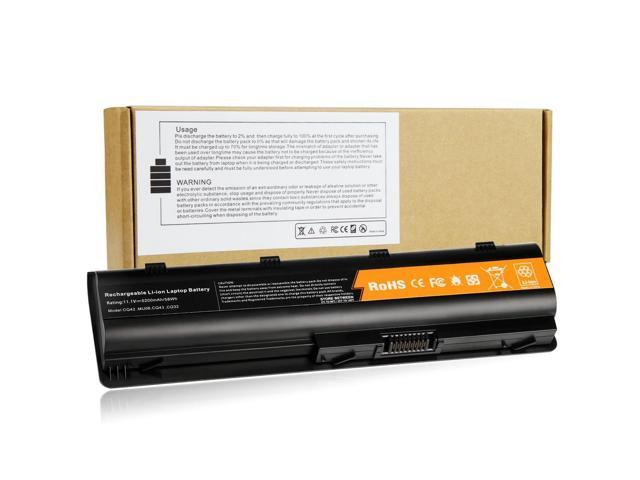 5445d2126dfc Fancy Buying® New Replacement Laptop Battery for 593553-001 HP-MU06 [Li-ion  6-cell 5200mAh/56WH 10.8V] - Newegg.com