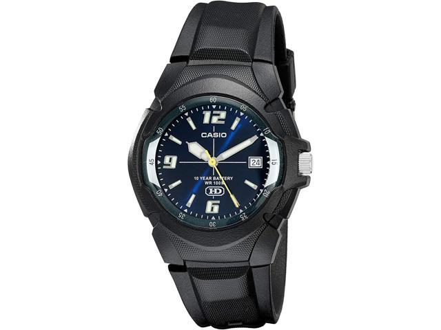 Image result for CASIO Men's MW600F-2AV Sport Watch with Black Resin Band