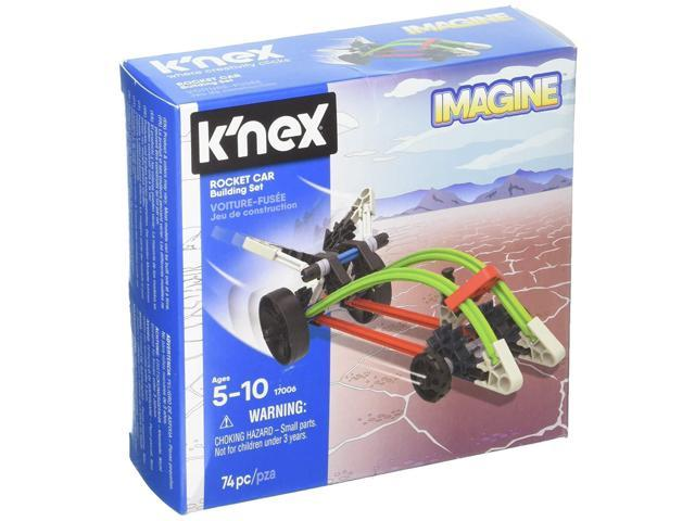 K'NEX - Rocket Car Building Set 74 Pieces For Ages 5+ Construction  Education Toy - Newegg com