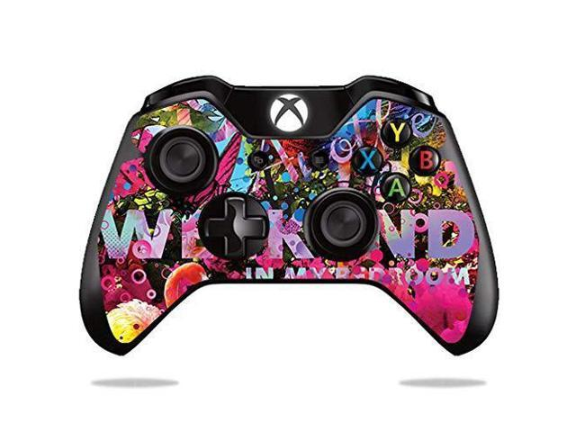 MightySkins Skin Compatible with Microsoft Xbox One or S Controller - Lost  Weekend   Protective, Durable, and Unique Vinyl wrap Cover   Easy to Apply,